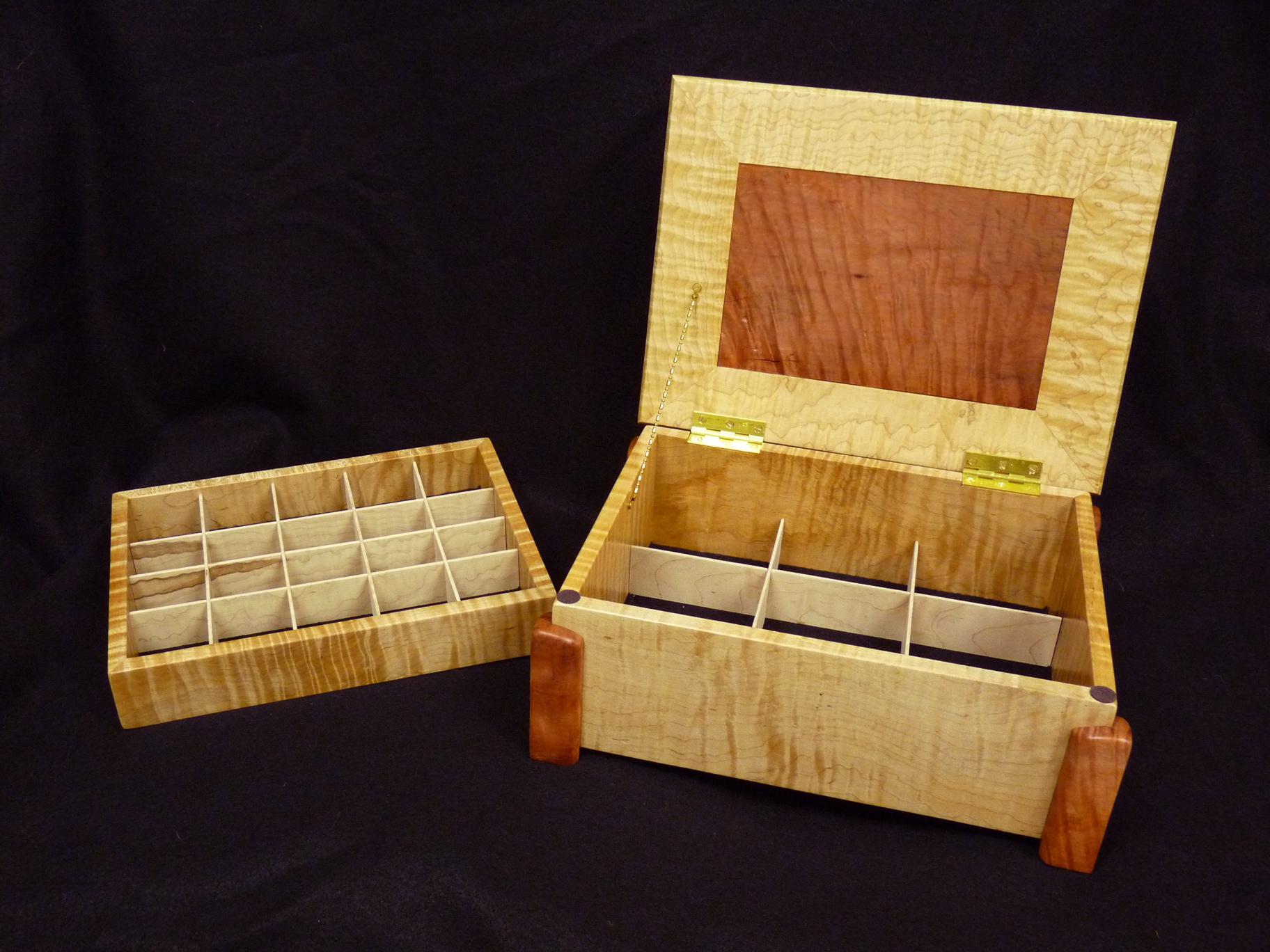 Jewelry Box Acornhouseworkshop
